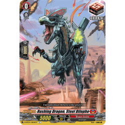 CFV D-BT01/064EN C Rushing Dragon, Steel Dilopho