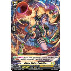 CFV D-BT01/098EN C Divine Sister, Pastelitos