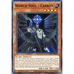 YGO LIOV-EN028 C World Soul...
