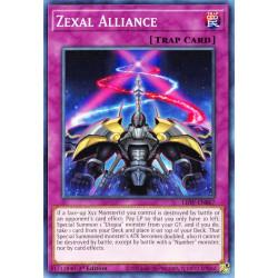 YGO LIOV-EN067 C Alliance...