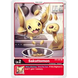 BT4-001 U Sakuttomon Digi-Egg