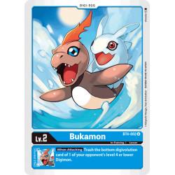 BT4-002 U Bukamon Digi-Egg