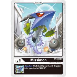 BT4-005 U Missimon Digi-Egg