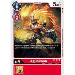 BT4-011 U Agunimon Digimon
