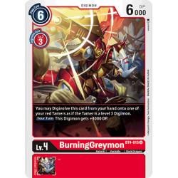 BT4-013 U BurningGreymon...