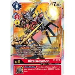 BT4-017 SR (AA) RizeGreymon...