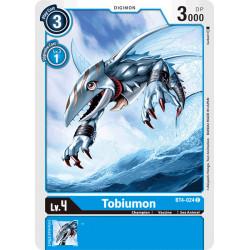 BT4-024 C Tobiumon Digimon