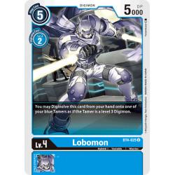 BT4-025 U Lobomon Digimon