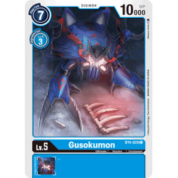 BT4-029 C Gusokumon Digimon