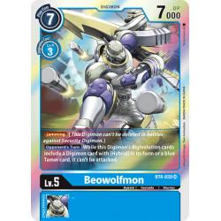 BT4-030 SR Beowolfmon Digimon