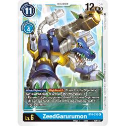 BT4-033 R ZeedGarurumon...