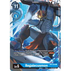 BT4-034 C Regalecusmon Digimon