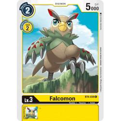 BT4-036 C Falcomon Digimon