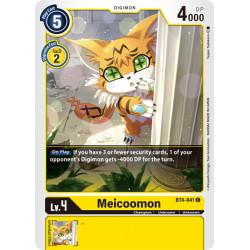 BT4-041 C Meicoomon Digimon