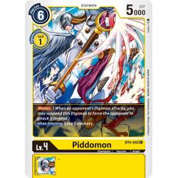 BT4-042 C Piddomon Digimon