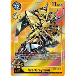 BT4-048 SR (AA) WarGreymon...