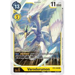 BT4-049 R Varodurumon Digimon