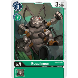 BT4-053 U Roachmon Digimon
