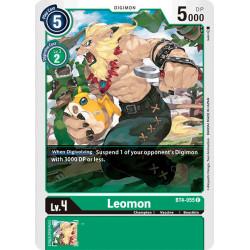 BT4-055 C Leomon Digimon