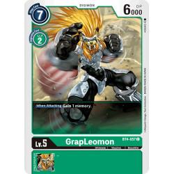 BT4-057 C GrapLeomon Digimon