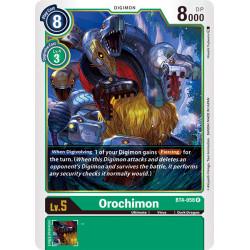BT4-058 R Orochimon Digimon