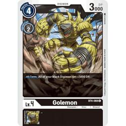 BT4-066 C Golemon Digimon