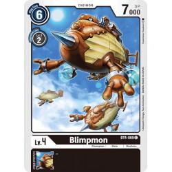 BT4-069 C Blimpmon Digimon
