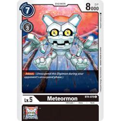 BT4-070 C Meteormon Digimon