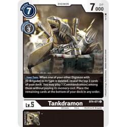 BT4-071 C Tankdramon Digimon