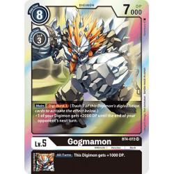 BT4-072 SR Gogmamon Digimon