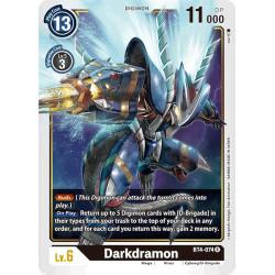 BT4-074 R Darkdramon Digimon