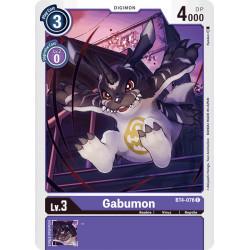 BT4-076 C Gabumon Digimon
