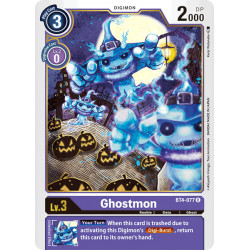BT4-077 R Ghostmon Digimon