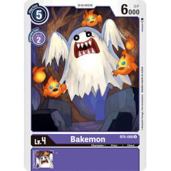 BT4-080 U Bakemon Digimon