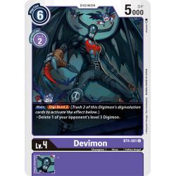 BT4-081 C Devimon Digimon