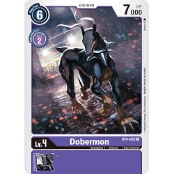 BT4-082 U Dobermon Digimon