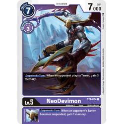 BT4-084 C NeoDevimon Digimon