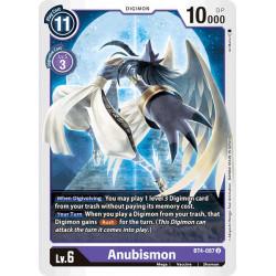 BT4-087 U Anubismon Digimon