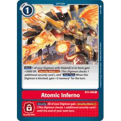 BT4-098 C Atomic Inferno...