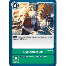 BT4-108 C Cyclonic Kick Option