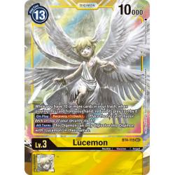 BT4-115 SEC Lucemon Digimon...