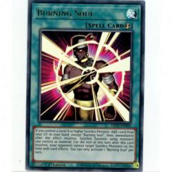 YGO KICO-EN020 UR Burning Soul