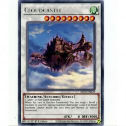YGO KICO-EN039 R Cloudcastle