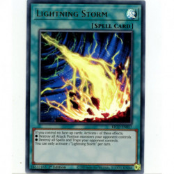 YGO KICO-EN057 UR Lightning...