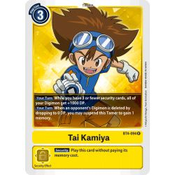 BT4-094 R Tai Kamiya Tamer