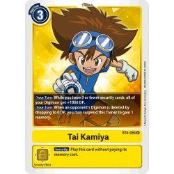 BT4-094 R Taichi Yagami Tamer