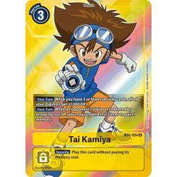BT4-094 R Taichi Yagami Tamer Parallel Rare