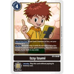 BT4-096 R Izzy Izumi Tamer