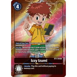 BT4-096 R Koshiro Izumi Tamer Parallel Rare