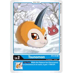 BT5-002 U Tsunomon Digi-Egg